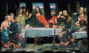 Tajnaja vecherja ot Leonardo
