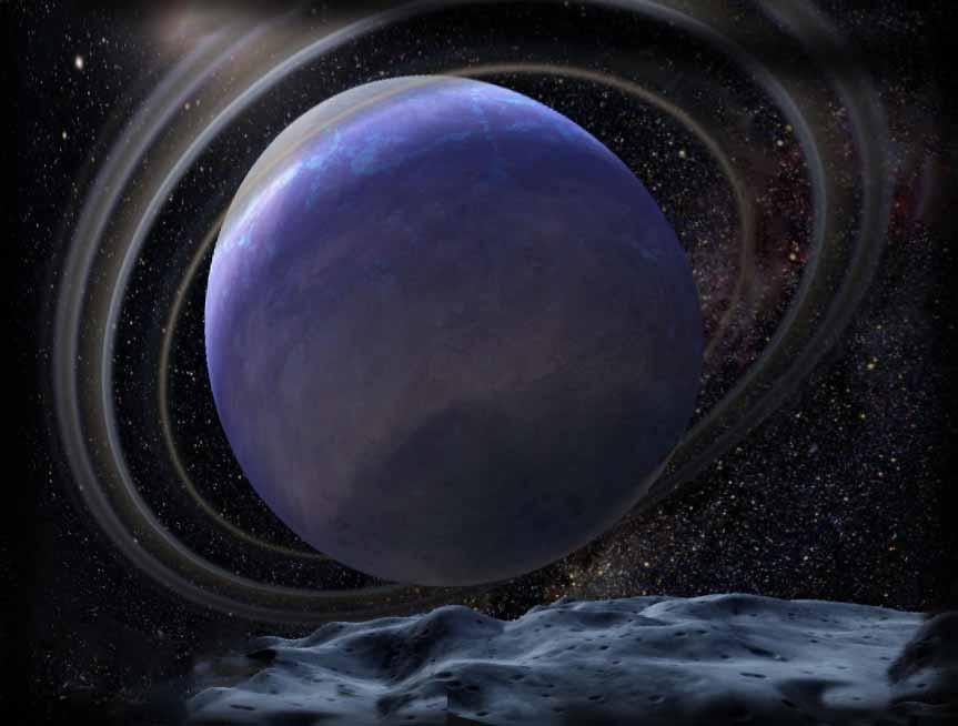 Открытие новых планет