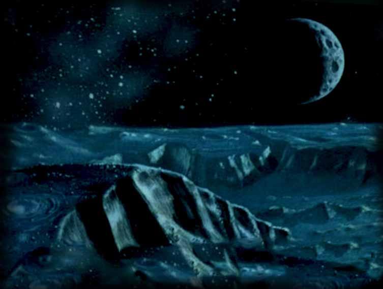 Открытие новых планет_Na poverhnosti Plutona