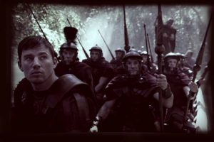 propavshij 9 legion