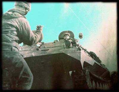 Записки советского солдата в Германии, Рождество 1987 года