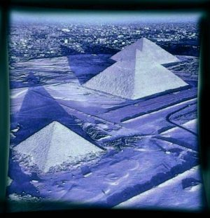 Egipetskie piramidy
